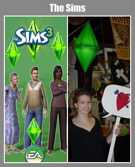 Cosplay - The Sims